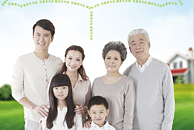 新华保险  海报设计