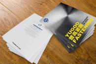 上海誉高紧固 企业宣传册设计