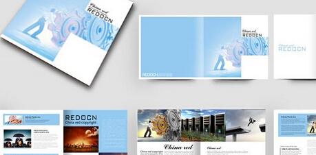 企业画册设计的色彩表达方法
