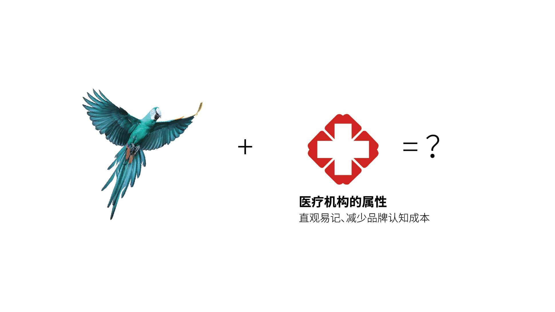 医疗咨询品牌形象设计-璞求医疗LOGO升级