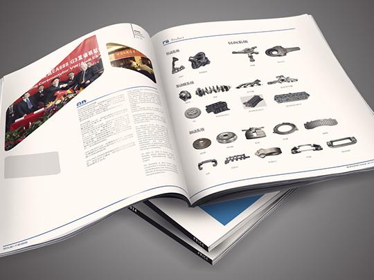 画册设计要注重哪些流程呢?