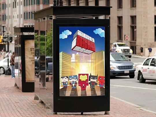 优秀企业宣传海报设计--提升企业宣传效果